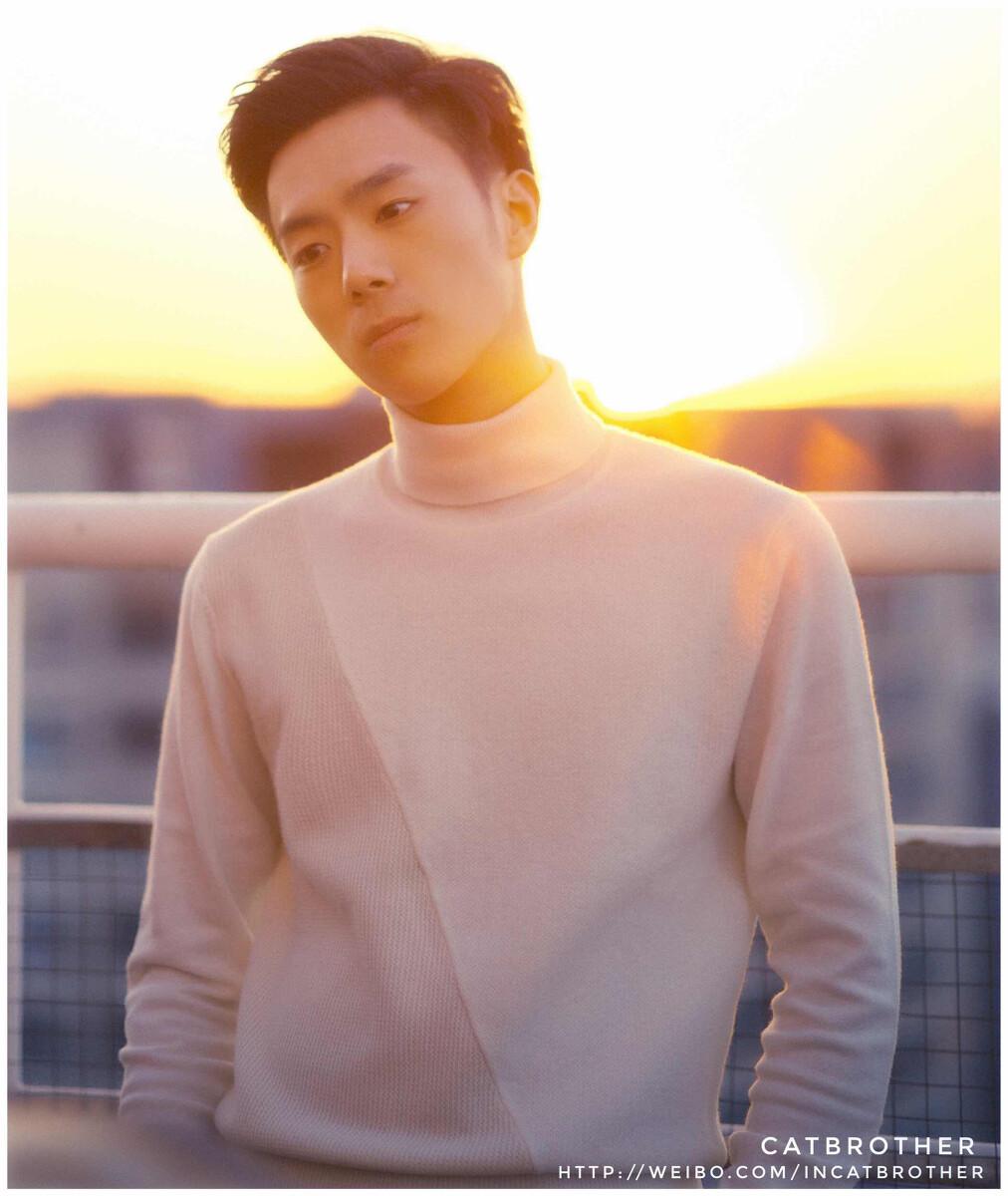趁阳光正好 - 人像, 北京约拍, 侧颜, 佳能, 城市,
