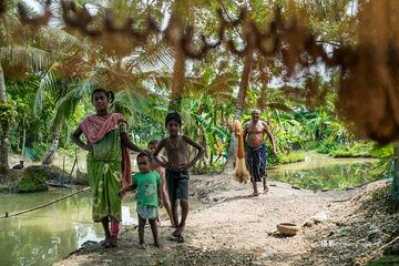 印度一个小村庄