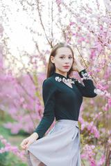 美丽的俄罗斯小姐姐