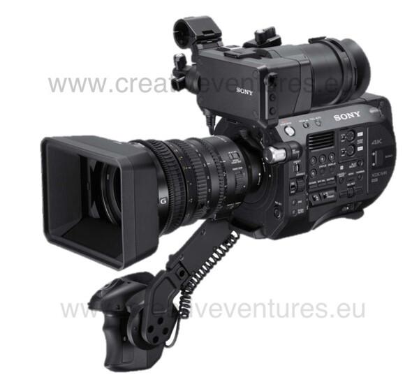 索尼FS7 II真机曝光 - 相机入魔 - 图虫网 - 最好的
