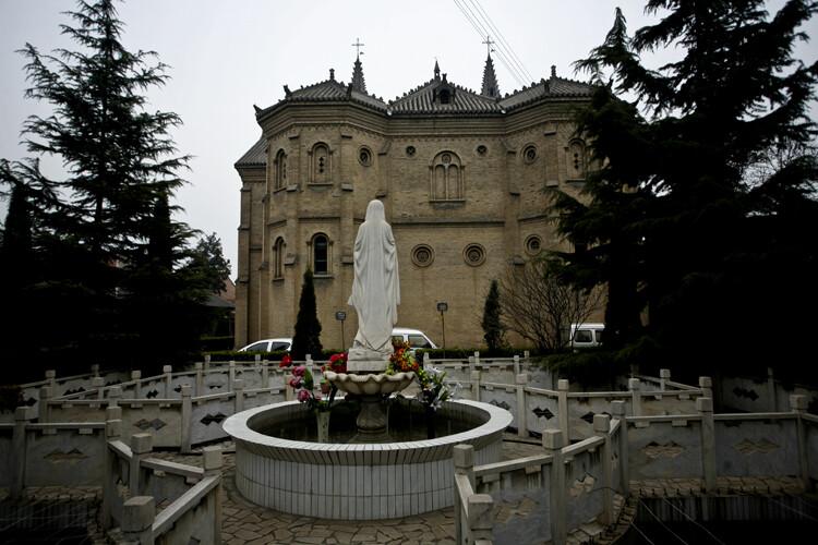 150224 山西 新绛 新绛天主教堂-图虫我的2015年的文化摄影之旅 图片