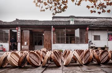 安昌酒酿馒头制作工坊