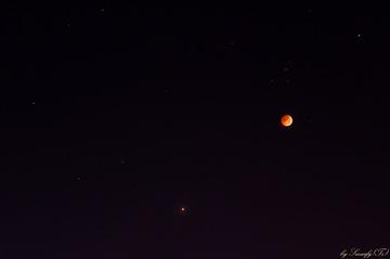 红色的火星红色的月 I