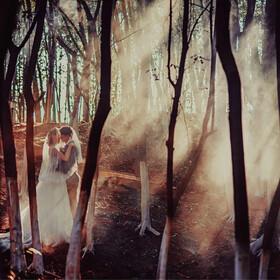 《幻纱》森系婚纱