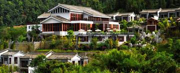 腾冲热海温泉酒店