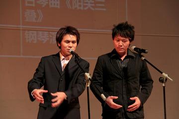 日本保修科男和泰国阿迪  相声