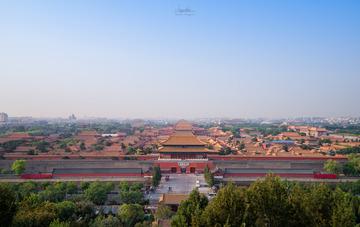 紫禁城清晨