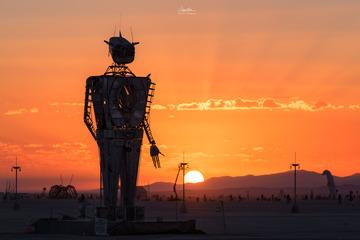 I, ROBOT   火人节2018