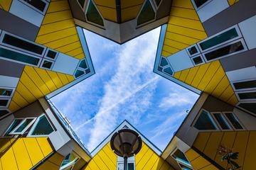 荷兰鹿特丹方块屋
