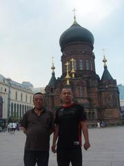 2012.07.07哈尔滨索菲亚教堂