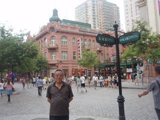 2012.07.07哈尔滨中央大街