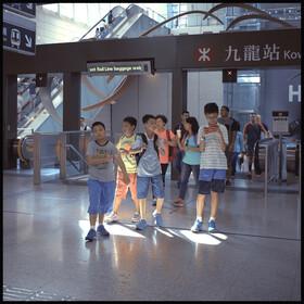 列车与车站