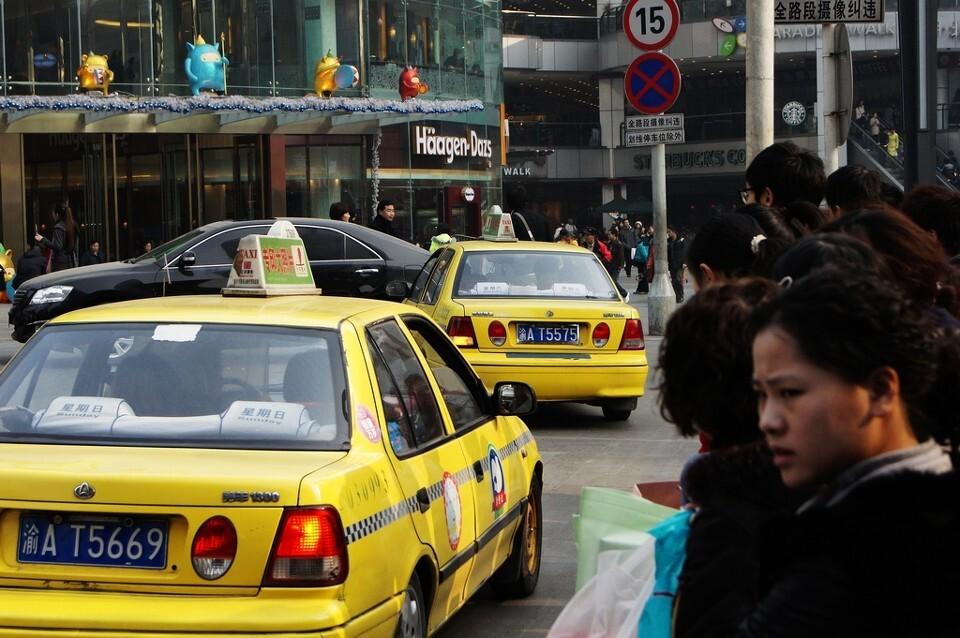 黄色赛车<br />