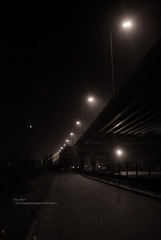 五环路的夜