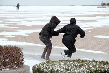《冰上舞蹈》——摔倒的瞬间