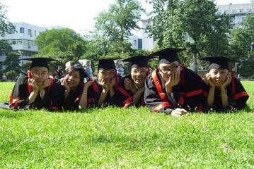 当我们毕业