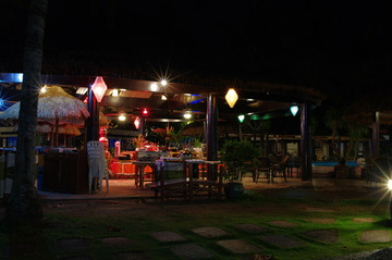ONEMGM餐厅夜景