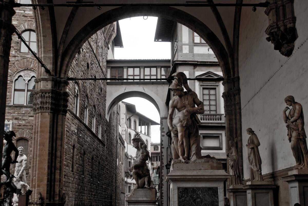 弗洛伦萨之旅就是艺术盛典之旅!