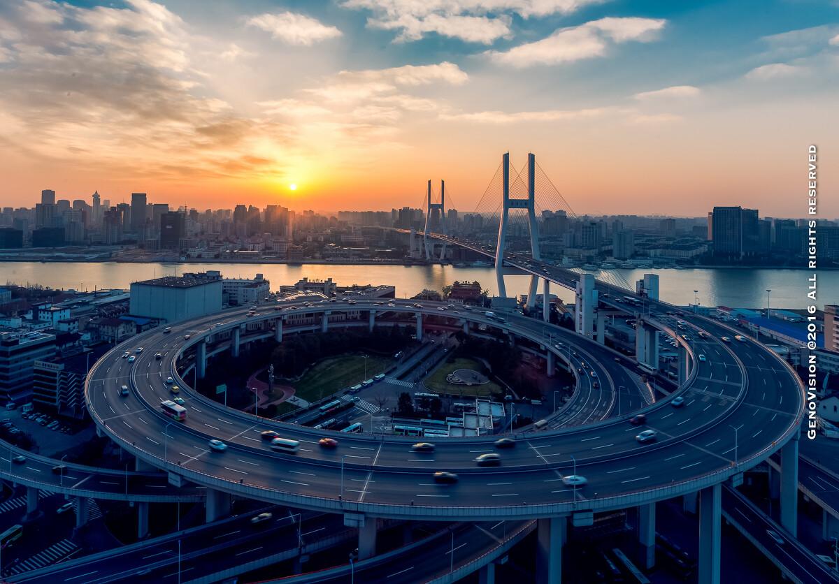 日出在上海