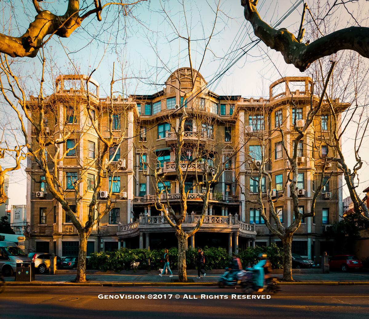 Blackstone apartment - gloden edition