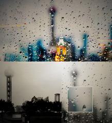 《2020庚子年梅雨3》