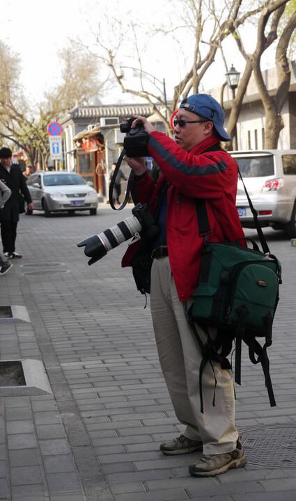 P1060771<br /> 在京城南锣鼓巷拍摄到的