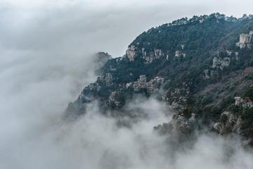 庐山风景区--龙首崖景点