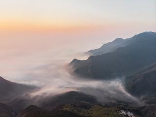 庐山风景区--含鄱口景点