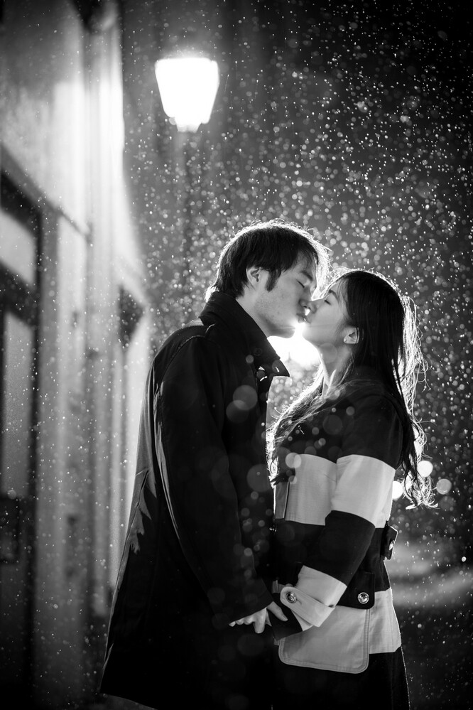 kiss<br />