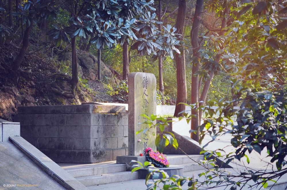 120123-诗人徐志摩之墓0<br />