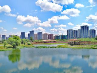 哈尔滨湿地公园