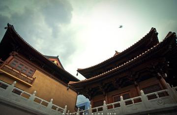 大阴之静安寺