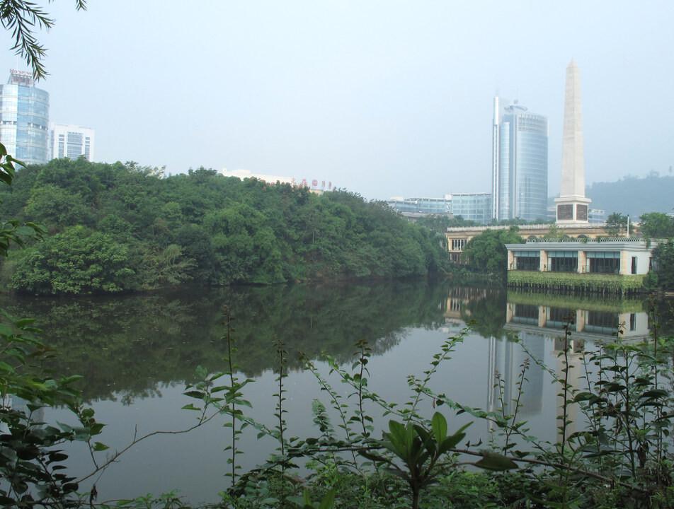 重庆高新区柏林公园 - 重庆高新区 - 渝seeker -