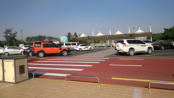 高速公路服务区