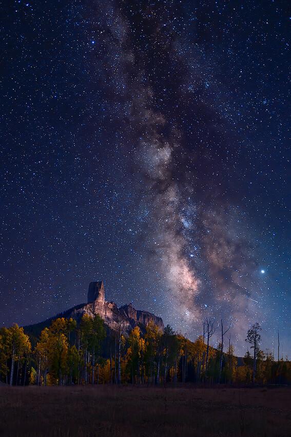 摄于美国科罗拉多。