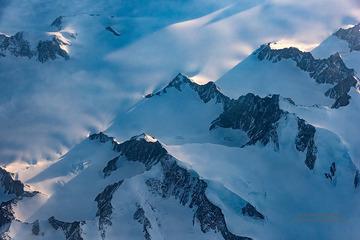 飞越格陵兰