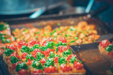 丽江古城食物