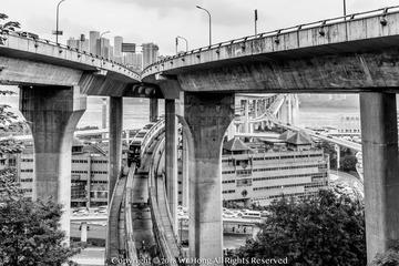 重庆-两路口轻轨