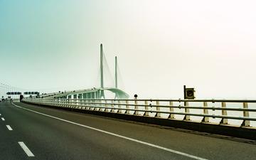 上海长江大桥
