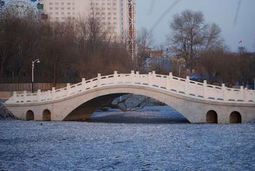 长春-胜利公园-小桥