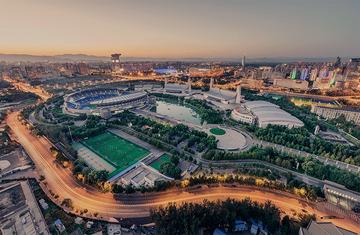 奥林匹克体育中心