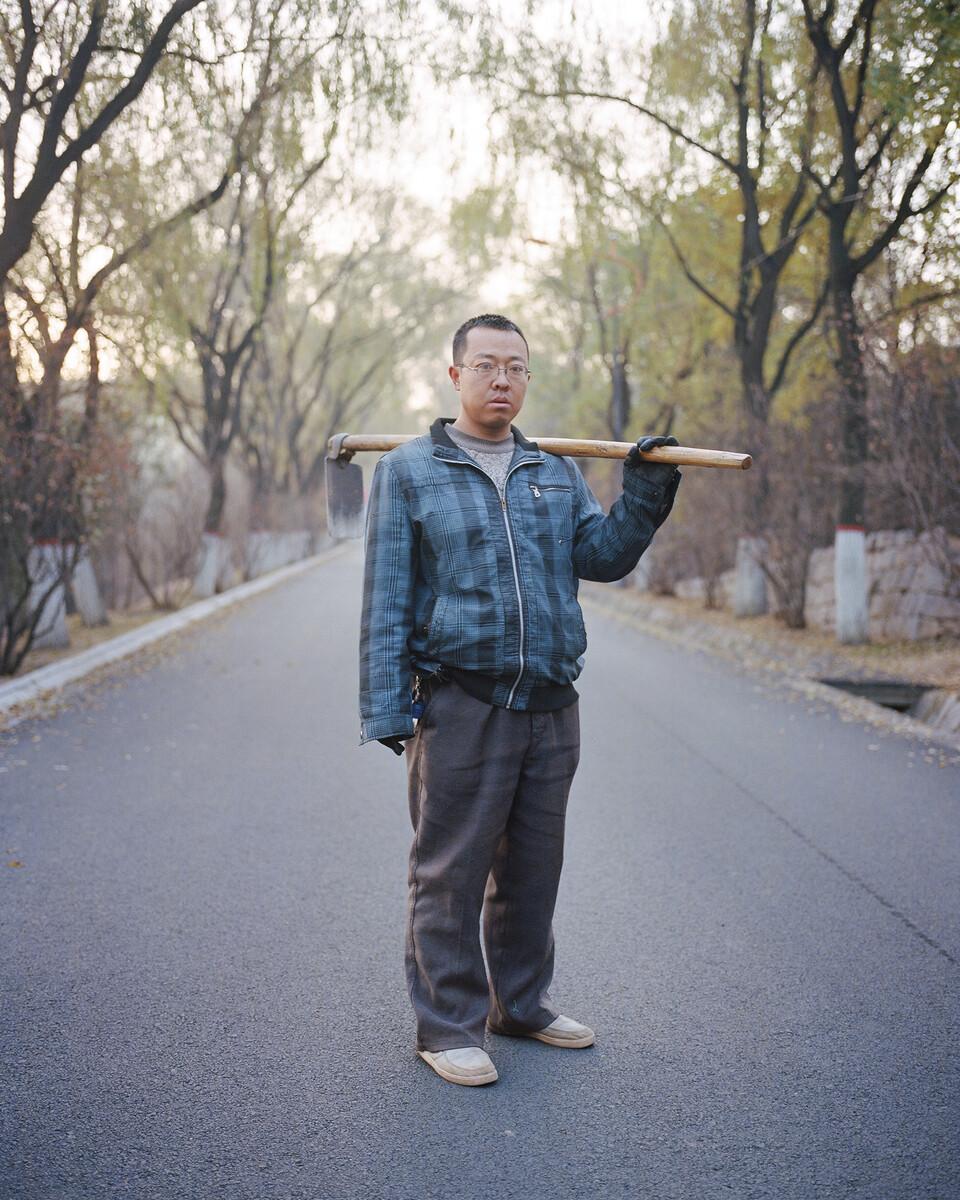 25. 2018年11月8日 ,大寨村,赵志兵,农民。