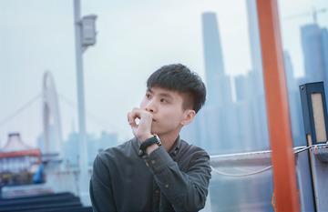 珠江新城 - 琶醍人像摄影