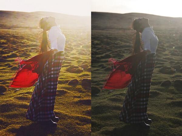 【摄影分享】如何拍摄美丽的逆光人像照?