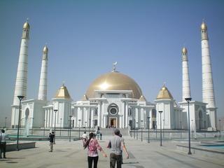 阿什哈巴德清真寺