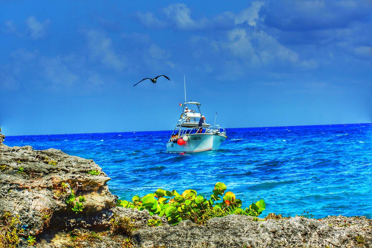 梦见大海里面有一条非常美丽的小船? 梦到坐小船在大海里啥意思