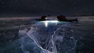 极地科考中