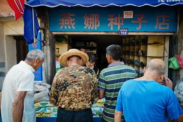 江南•古镇古街抢救性拍摄系列之八十二•宁波柴桥