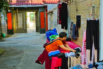 江南•古镇古街抢救性拍摄系列之七十九•宁波柴桥