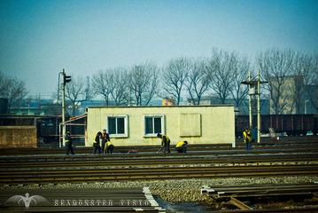 铁路维护工